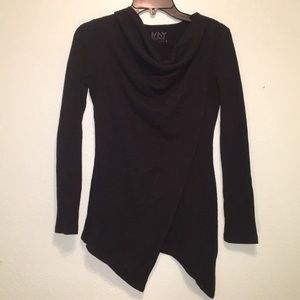 Charcoal Gray A-Line sweater